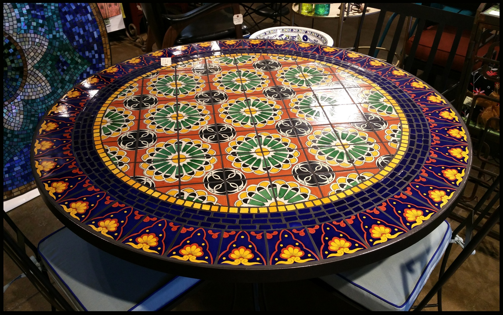 Furthur Wholesale Mosaic Dining Tables