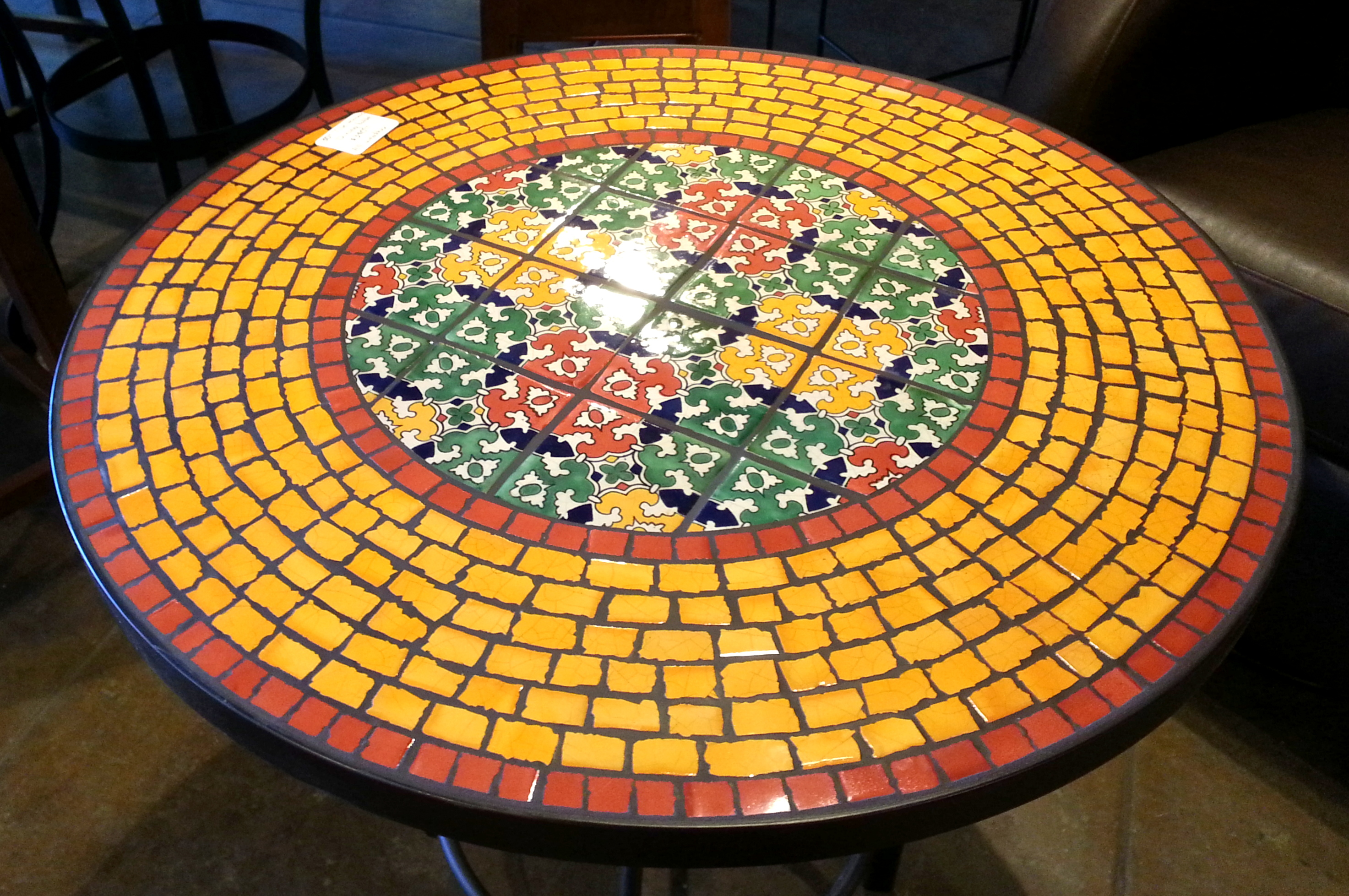 Mosaic Tile Table Related Keywords amp Suggestions