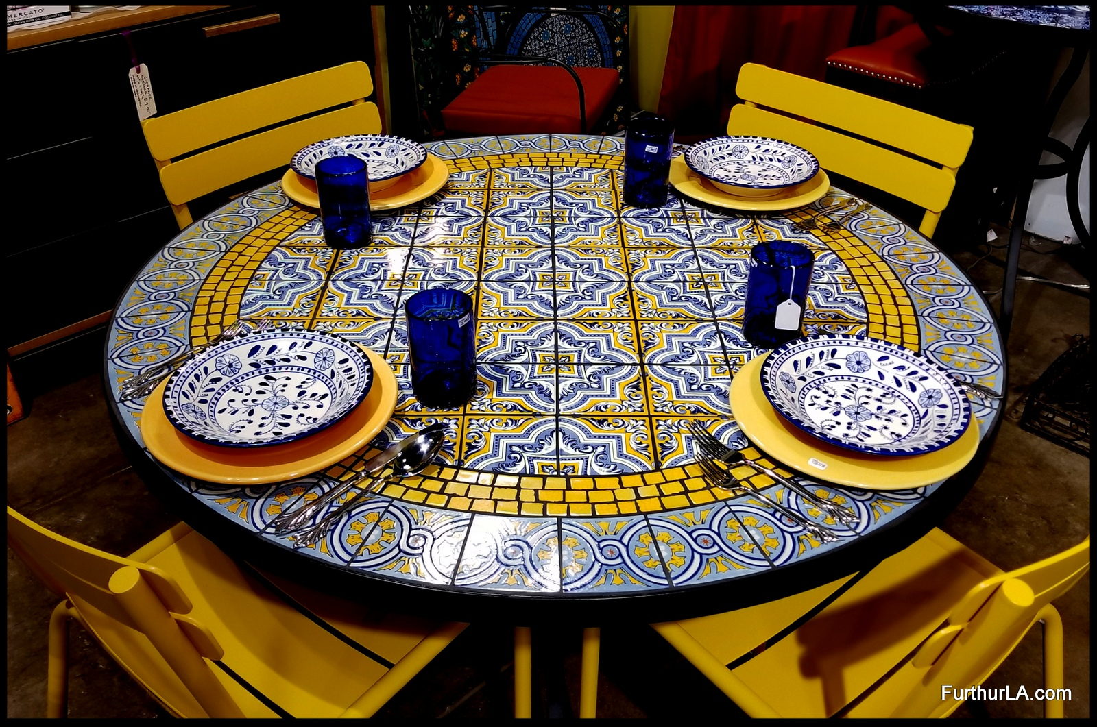 48 Round Dining Sets